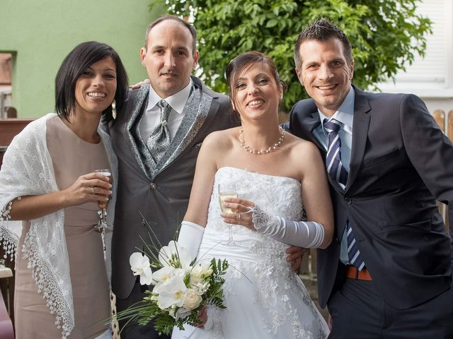 Le mariage de Jean-Philippe et Bernadette à Wittenheim, Haut Rhin 45