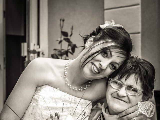 Le mariage de Jean-Philippe et Bernadette à Wittenheim, Haut Rhin 48