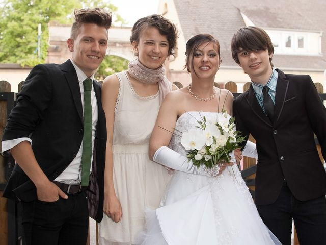 Le mariage de Jean-Philippe et Bernadette à Wittenheim, Haut Rhin 49