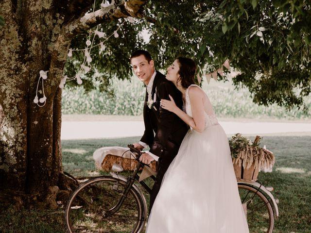 Le mariage de Thomas et Anne-laure à Mouthiers-sur-Boëme, Charente 29