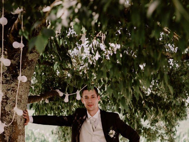 Le mariage de Thomas et Anne-laure à Mouthiers-sur-Boëme, Charente 33