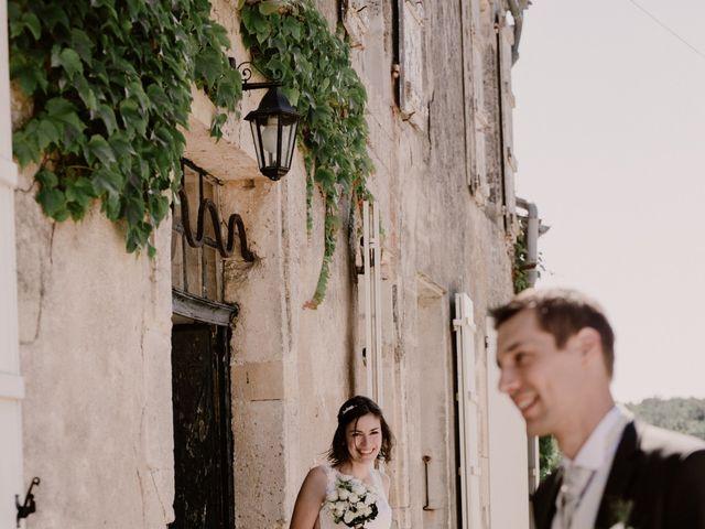 Le mariage de Thomas et Anne-laure à Mouthiers-sur-Boëme, Charente 43