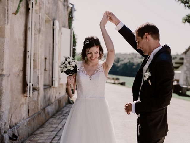 Le mariage de Thomas et Anne-laure à Mouthiers-sur-Boëme, Charente 45