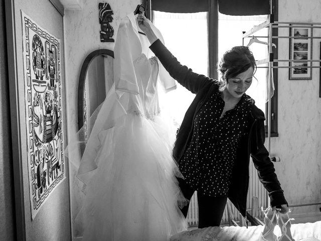 Le mariage de Marc et Laëtitia à Sainte-Mesme, Yvelines 1
