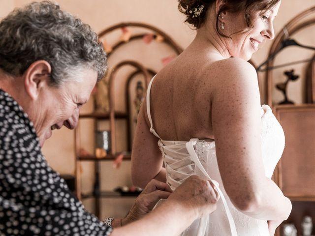 Le mariage de Marc et Laëtitia à Sainte-Mesme, Yvelines 8