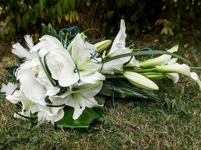 Le mariage de Marc et Laëtitia à Sainte-Mesme, Yvelines 14