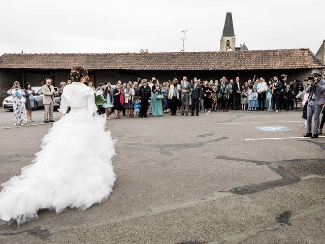 Le mariage de Marc et Laëtitia à Sainte-Mesme, Yvelines 22