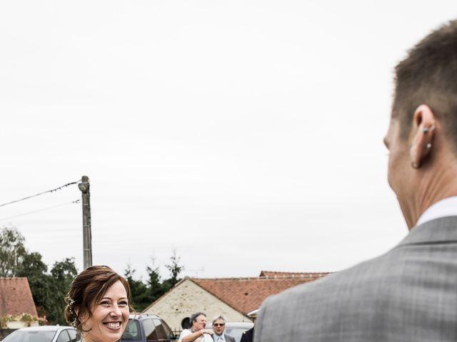 Le mariage de Marc et Laëtitia à Sainte-Mesme, Yvelines 27