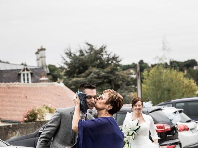 Le mariage de Marc et Laëtitia à Sainte-Mesme, Yvelines 33