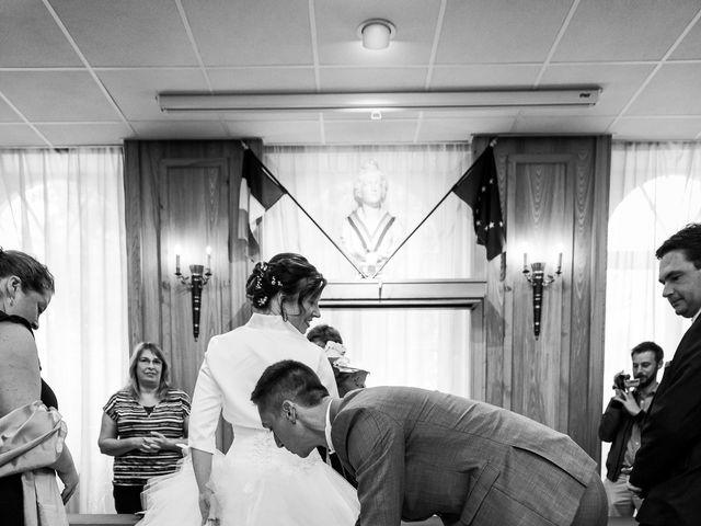 Le mariage de Marc et Laëtitia à Sainte-Mesme, Yvelines 37