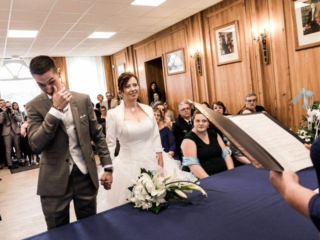 Le mariage de Marc et Laëtitia à Sainte-Mesme, Yvelines 41
