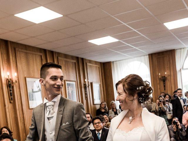 Le mariage de Marc et Laëtitia à Sainte-Mesme, Yvelines 43