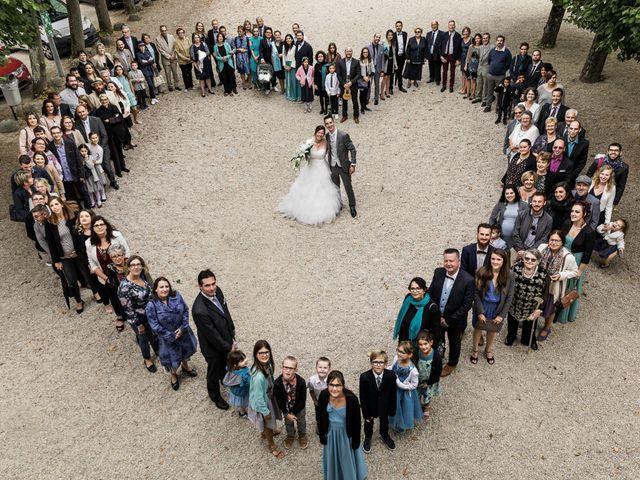 Le mariage de Marc et Laëtitia à Sainte-Mesme, Yvelines 54