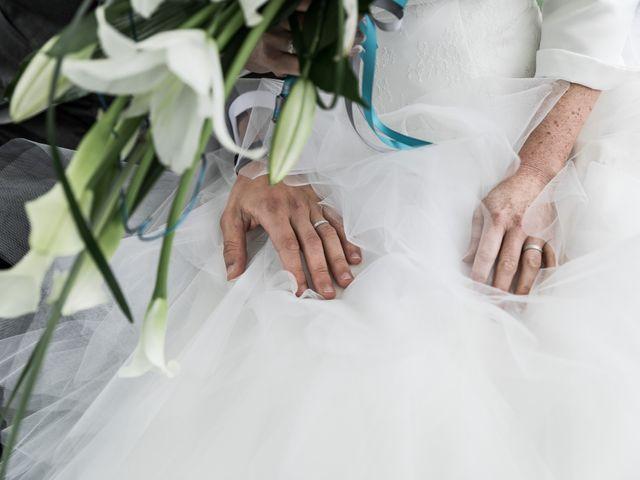 Le mariage de Marc et Laëtitia à Sainte-Mesme, Yvelines 77