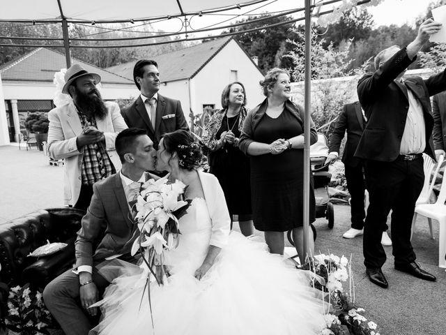 Le mariage de Marc et Laëtitia à Sainte-Mesme, Yvelines 78