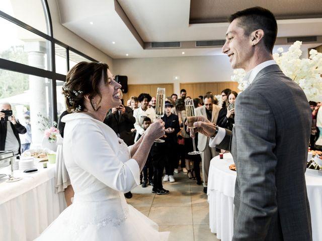 Le mariage de Marc et Laëtitia à Sainte-Mesme, Yvelines 85