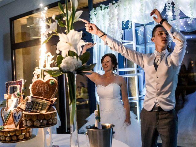 Le mariage de Marc et Laëtitia à Sainte-Mesme, Yvelines 149