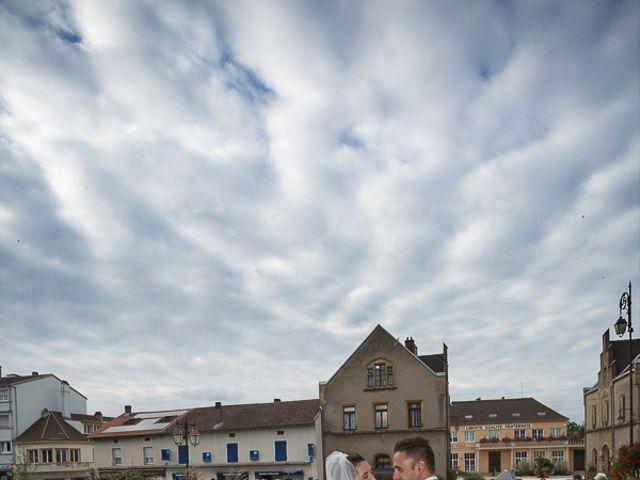 Le mariage de Kristofer et Anne-Sophie à Florange, Moselle 18
