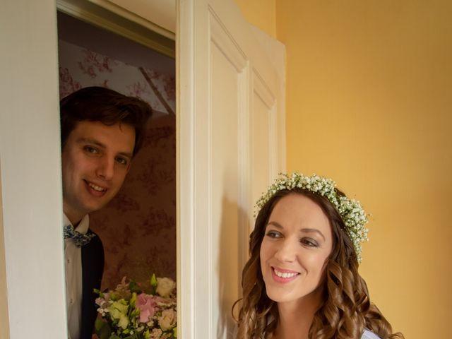 Le mariage de Vincent et Andriana à Veigy-Foncenex, Haute-Savoie 4