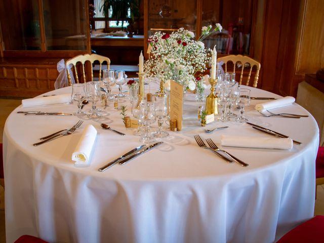 Le mariage de Vincent et Andriana à Veigy-Foncenex, Haute-Savoie 12