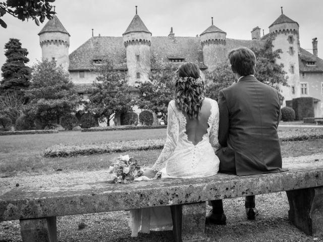 Le mariage de Vincent et Andriana à Veigy-Foncenex, Haute-Savoie 17