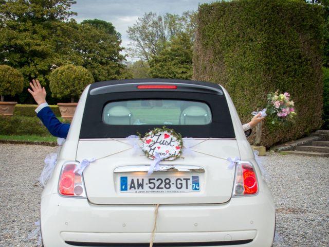 Le mariage de Vincent et Andriana à Veigy-Foncenex, Haute-Savoie 18