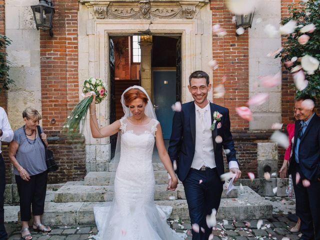Le mariage de Stéphanie et Célia à Mignières, Eure-et-Loir 14