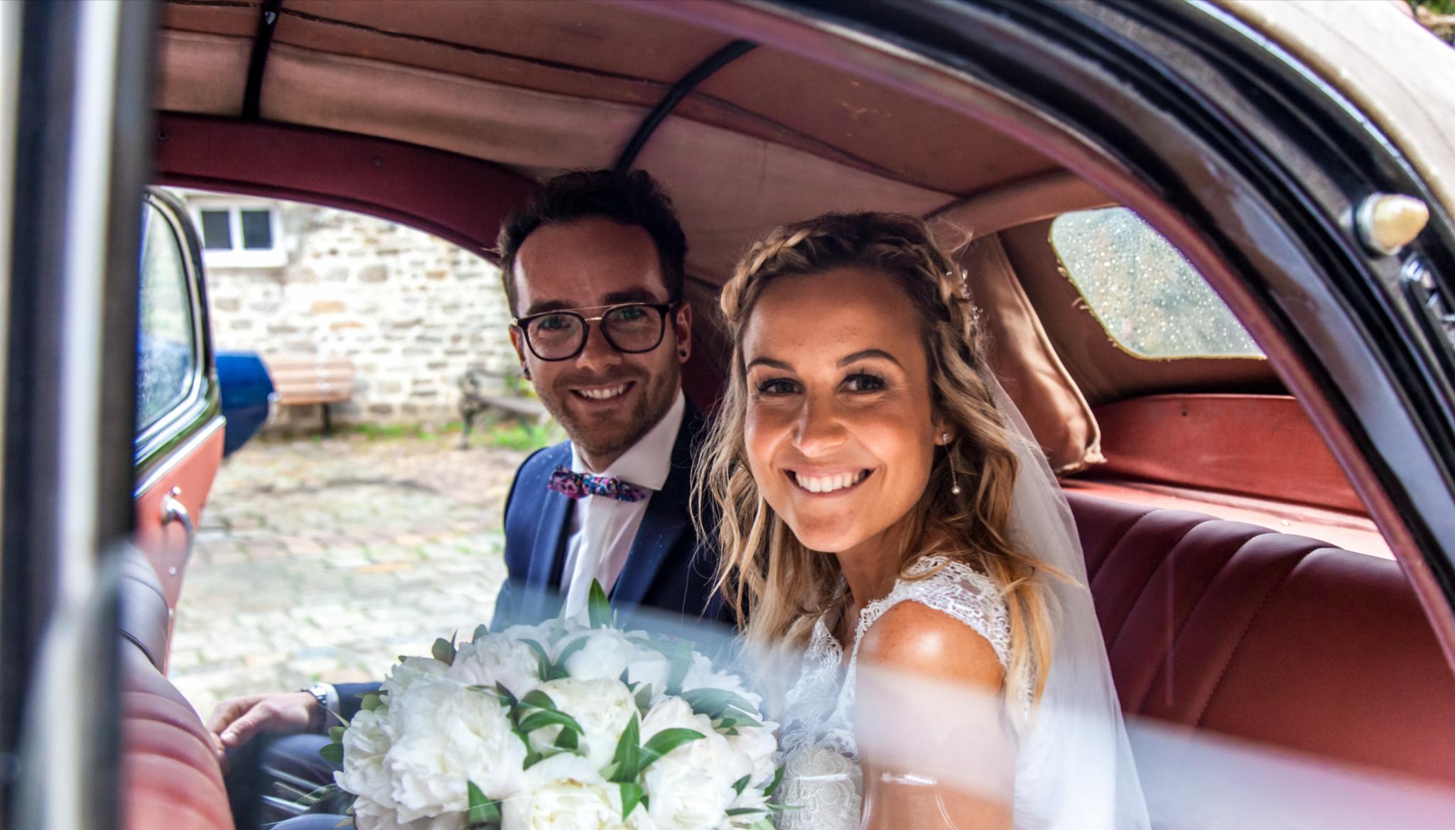 Le mariage de Killian et Camille à Dinan, Côtes d'Armor