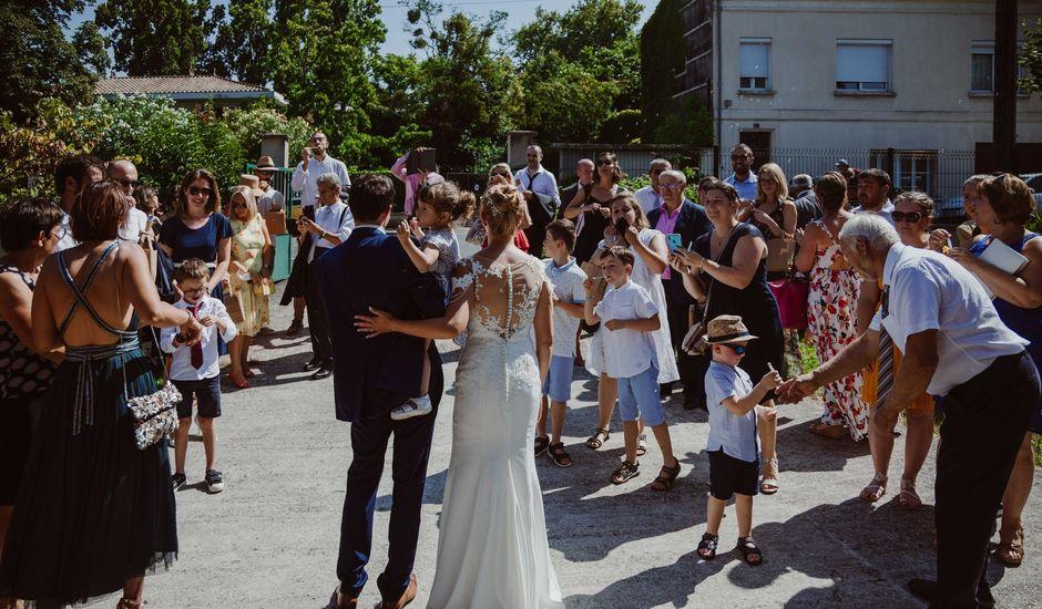 Le mariage de Samuel et Lucie à Vayres, Gironde