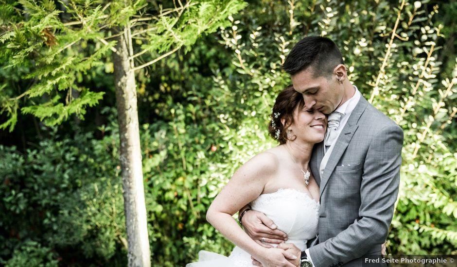Le mariage de Marc et Laëtitia à Sainte-Mesme, Yvelines