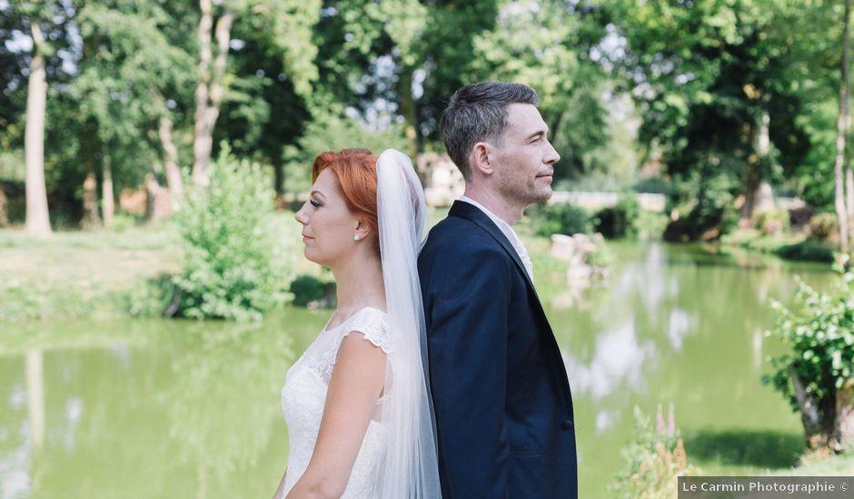 Le mariage de Stéphanie et Célia à Mignières, Eure-et-Loir