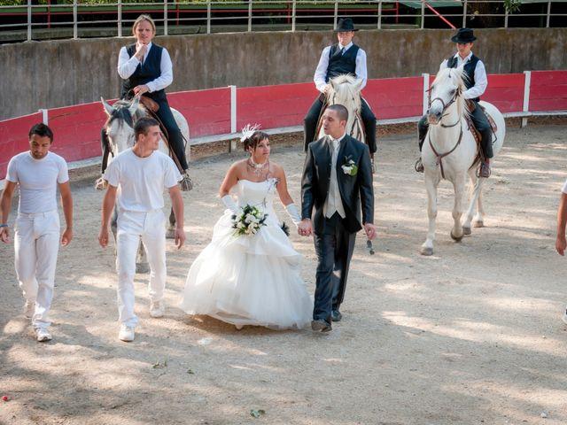 Le mariage de Lionnel et Jessica à Raphèle-lès-Arles, Bouches-du-Rhône 10