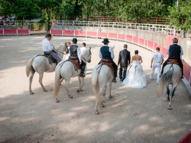 Le mariage de Lionnel et Jessica à Raphèle-lès-Arles, Bouches-du-Rhône 11