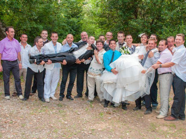 Le mariage de Lionnel et Jessica à Raphèle-lès-Arles, Bouches-du-Rhône 12