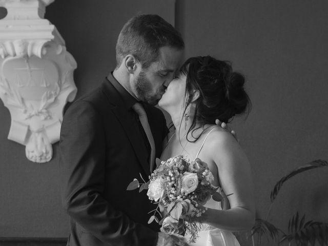 Le mariage de Benoit et Emeline à Gauriac, Gironde 4