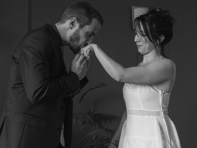 Le mariage de Benoit et Emeline à Gauriac, Gironde 1