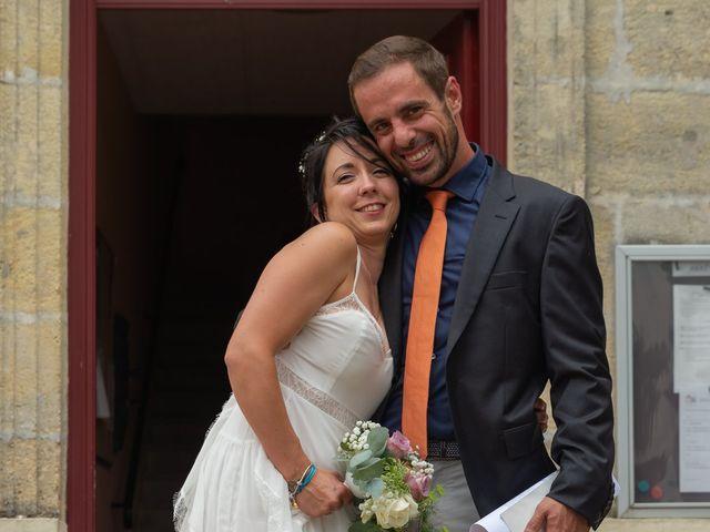 Le mariage de Benoit et Emeline à Gauriac, Gironde 5