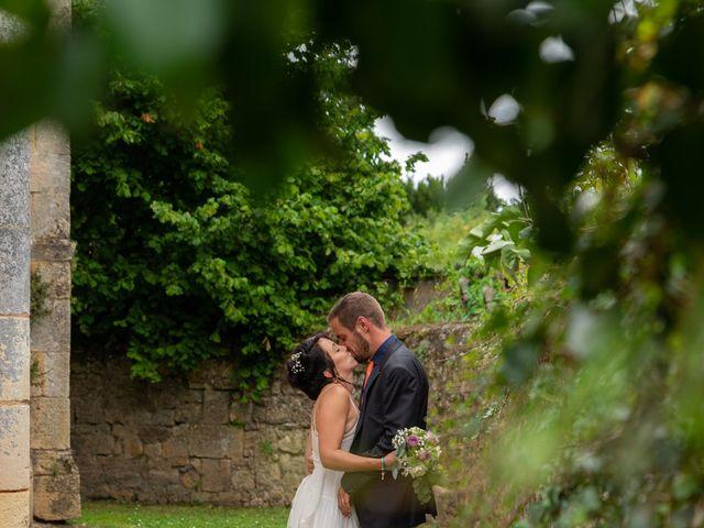 Le mariage de Benoit et Emeline à Gauriac, Gironde 6