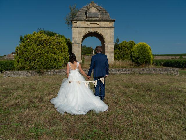 Le mariage de Benoit et Emeline à Gauriac, Gironde 13