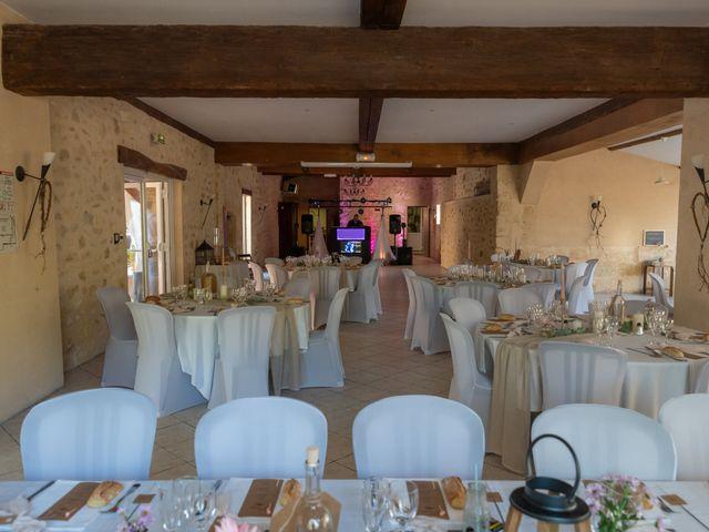 Le mariage de Benoit et Emeline à Gauriac, Gironde 17