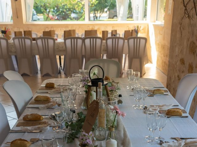 Le mariage de Benoit et Emeline à Gauriac, Gironde 18