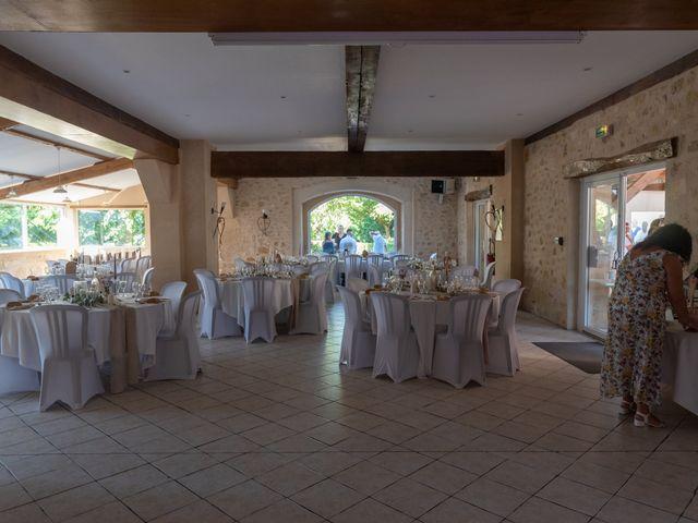 Le mariage de Benoit et Emeline à Gauriac, Gironde 20