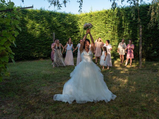 Le mariage de Benoit et Emeline à Gauriac, Gironde 22