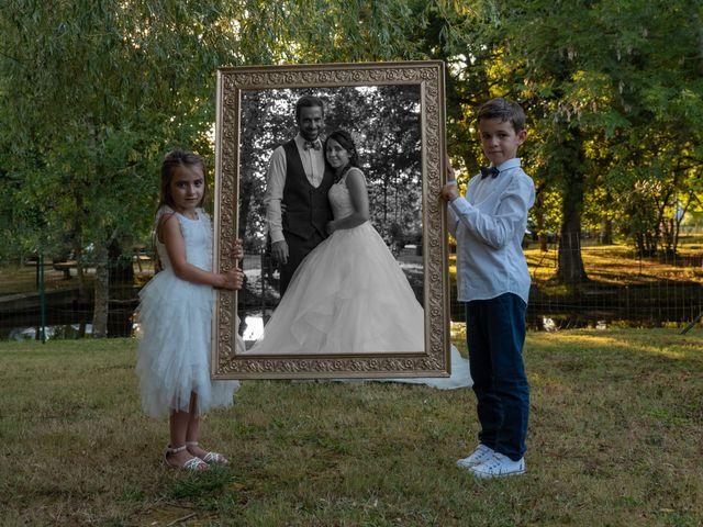 Le mariage de Benoit et Emeline à Gauriac, Gironde 25