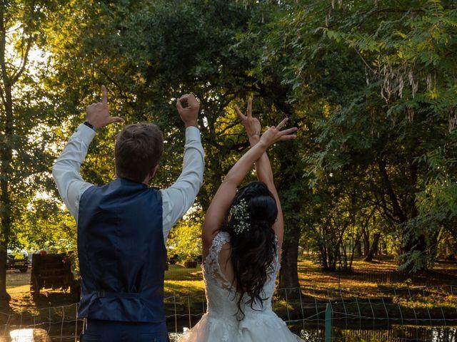 Le mariage de Benoit et Emeline à Gauriac, Gironde 26