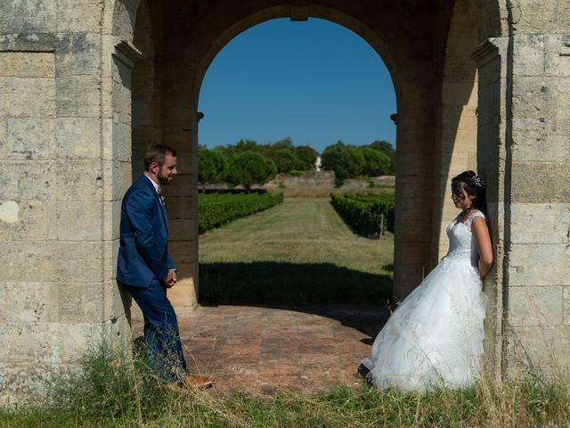 Le mariage de Benoit et Emeline à Gauriac, Gironde 30