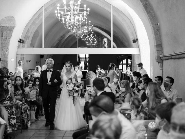Le mariage de David et Sandrine à Fréjus, Var 2