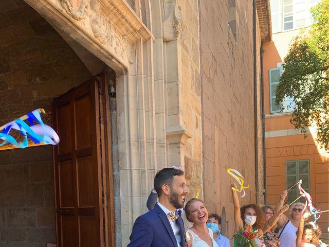 Le mariage de David et Sandrine à Fréjus, Var 8