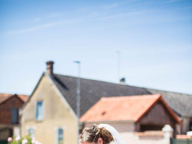 Le mariage de Matthieu et Audrey à Pontgouin, Eure-et-Loir 10