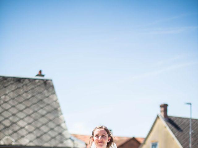 Le mariage de Matthieu et Audrey à Pontgouin, Eure-et-Loir 11